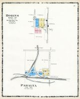 Robins, Paralta, Linn County 1907